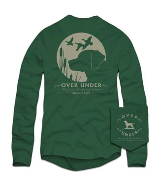 Over Under Over Under Retriever's Moon L/S