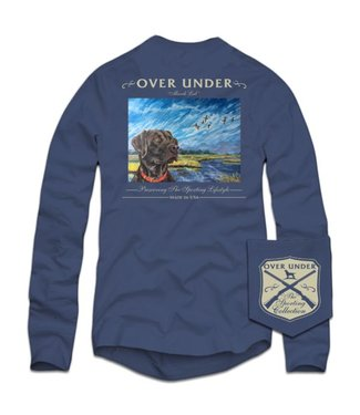 Over Under Over Under Marsh Lab L/S