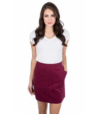 Lauren James Lauren James Patch Pocket Skirt