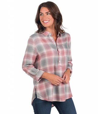 Southern Shirt Co. Southern Shirt Co. Taylor Tunic Pullover Lexington