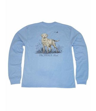 Properly Tied Properly Tied Lil Ducklings Labrador L/S Tee