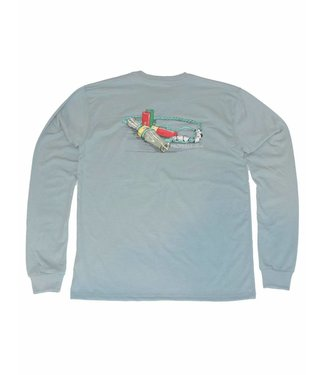 Properly Tied Properly Tied Lil Ducklings The Call L/S Tee