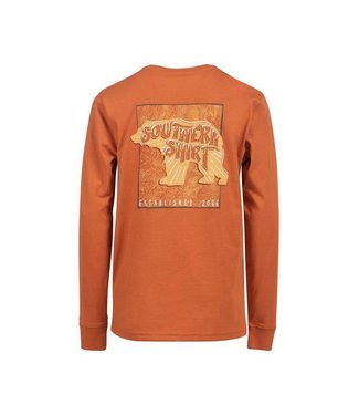 Southern Shirt Co. Southern Shirt Boys Bear Necessities L/S