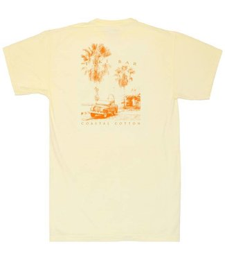 Coastal Cotton Coastal Cotton Tiki Bar S/S Tee