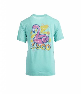 Southern Shirt Co. Southern Shirt Co. Girls Just Keep Floating S/S