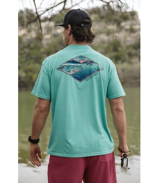 Burlebo Burlebo Fish on Fly S/S