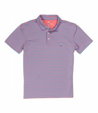 Southern Shirt Co. Southern Shirt Co. Youth Perdido Stripe Polo