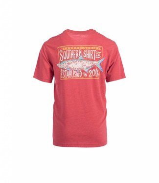 Southern Shirt Co. Southern Shirt Co. Boys Silver King S/S