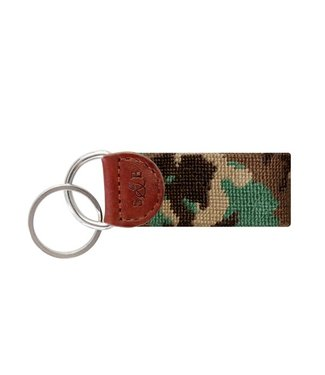 Smathers and Branson Camo Key Fob