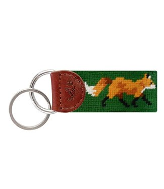 Smathers and Branson Fox Key Fob