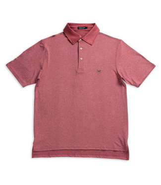 Southern Marsh Southern Marsh Rutledge Heather Performance Polo