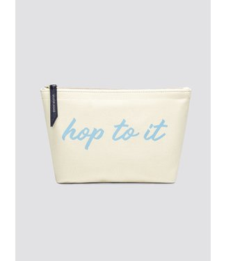 Draper James Draper James Hop to It Canvas Pouch