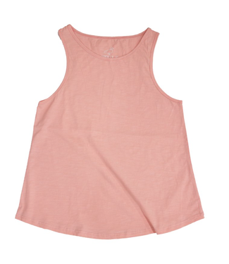 Properly Tied Properly Tied Cotton Slub Fashion Top