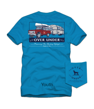 Over Under Over Under Youth On The Road Again S/S Tee