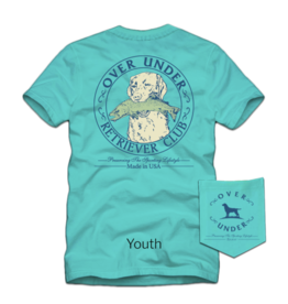Over Under Over Under Youth Trout 'n Mouth S/S Tee
