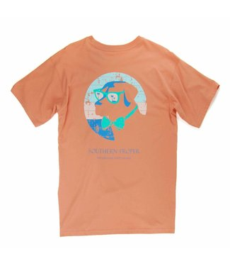 Southern Proper Southern Proper Retro Shade Dog S/S