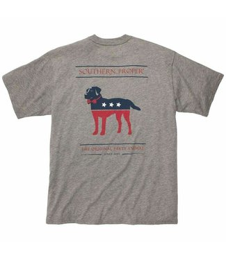 Southern Proper Southern Proper American Party Animal S/S