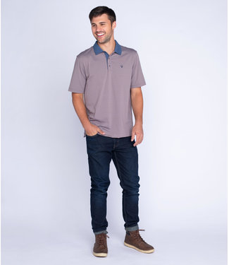 Southern Shirt Co. Southern Shirt Co. Rutledge Stripe Polo
