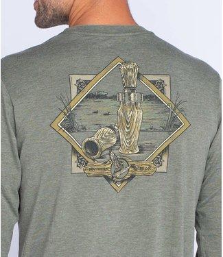 Southern Shirt Co. Southern Shirt Co. Waterfowl Sportsman L/S Tee