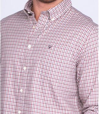 Southern Shirt Co. Southern Shirt Co. Cumberland Check L/S Chesnut