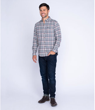 Southern Shirt Co. Southern Shirt Co. Kirkwood Heather Flannel