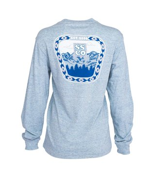 Southern Shirt Co. Southern Shirt Co. Mesa Mountains L/S Tee