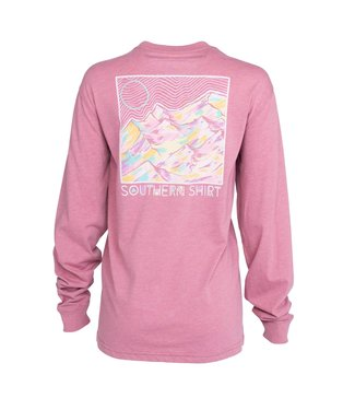 Southern Shirt Co. Southern Shirt Co. Mystic Moon L/S Tee
