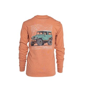 Southern Shirt Co. Southern Shirt Co. Boy's All Terrain L/S Tee