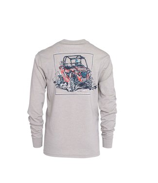 Southern Shirt Co. Southern Shirt Co. Boy's Off Road L/S Tee