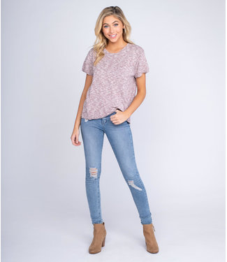 Southern Shirt Co. Southern Shirt Co. Knitted Boxy Sweater Tee