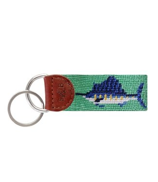 Smathers and Branson Billfish in Mint Key Fob