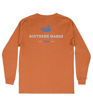Southern Marsh Southern Marsh Trademark Duck L/S