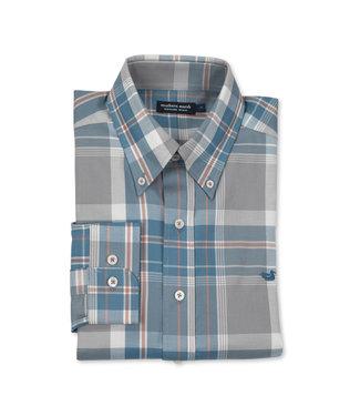 Southern Marsh Southern Marsh Bedford Plaid Dress Shirt