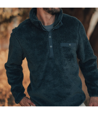 The Normal Brand The Normal Brand Henry Sherpa Pullover