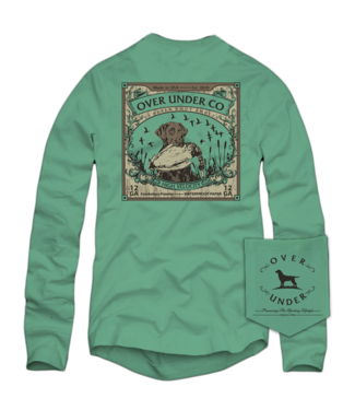 Over Under Over Under Retriever's Classic L/S Tee