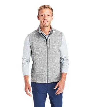 Vineyard Vines Vineyard Vines Mountain Sweater Fleece Vest