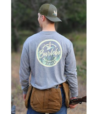 Burlebo Burlebo Outdoors L/S Tee
