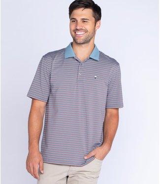 Southern Shirt Co. Southern Shirt Co. Carson Stripe Polo