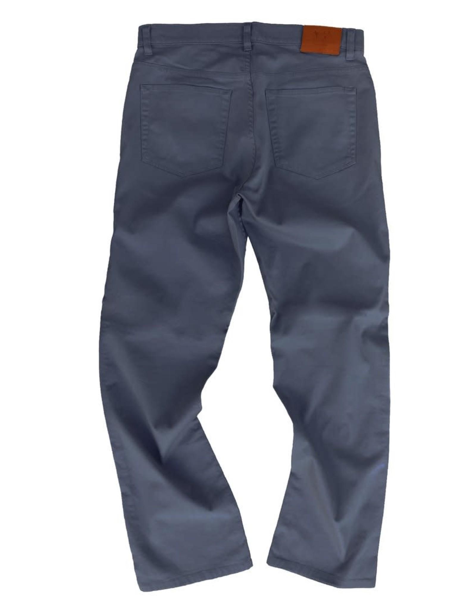 Coastal Cotton Coastal Cotton Canvas Five Pocket Pant