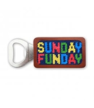 Smathers and Branson Smathers and Branson Sunday Funday Navy Bottle Opener