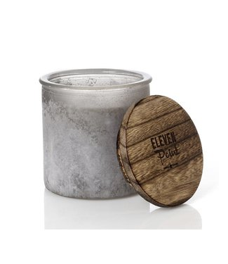 Eleven Point Eleven Point River Rock Grey Wonderland Candle