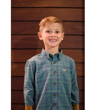 Southern Marsh Southern Marsh Youth Cannon Flannel