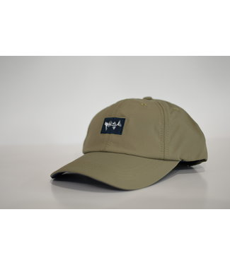 Coastal Cotton Coastal Cotton Nylon Cap Khaki