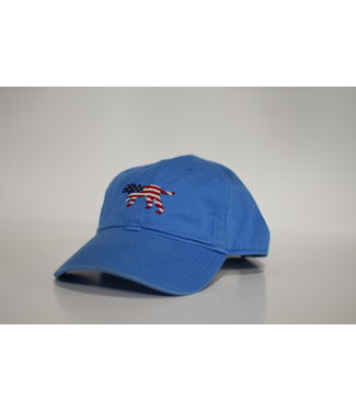 Smathers and Branson Patriotic Dog on Point Hat Royal