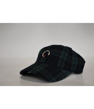 Southern Proper Southern Proper Navy Tartan Plaid Hat