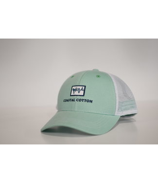 Coastal Cotton Coastal Cotton Structured Trucker Snap Back Bermuda