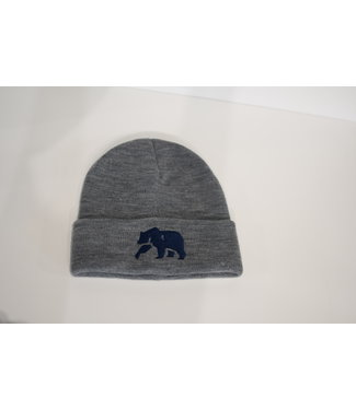 The Normal Brand The Normal Brand Large Bear Knit Beanie