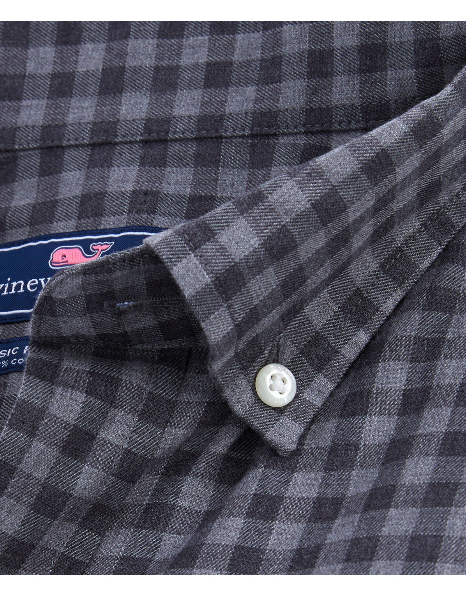 Vineyard Vines Vineyard Vines Sycamore Classic Tucker Button Down