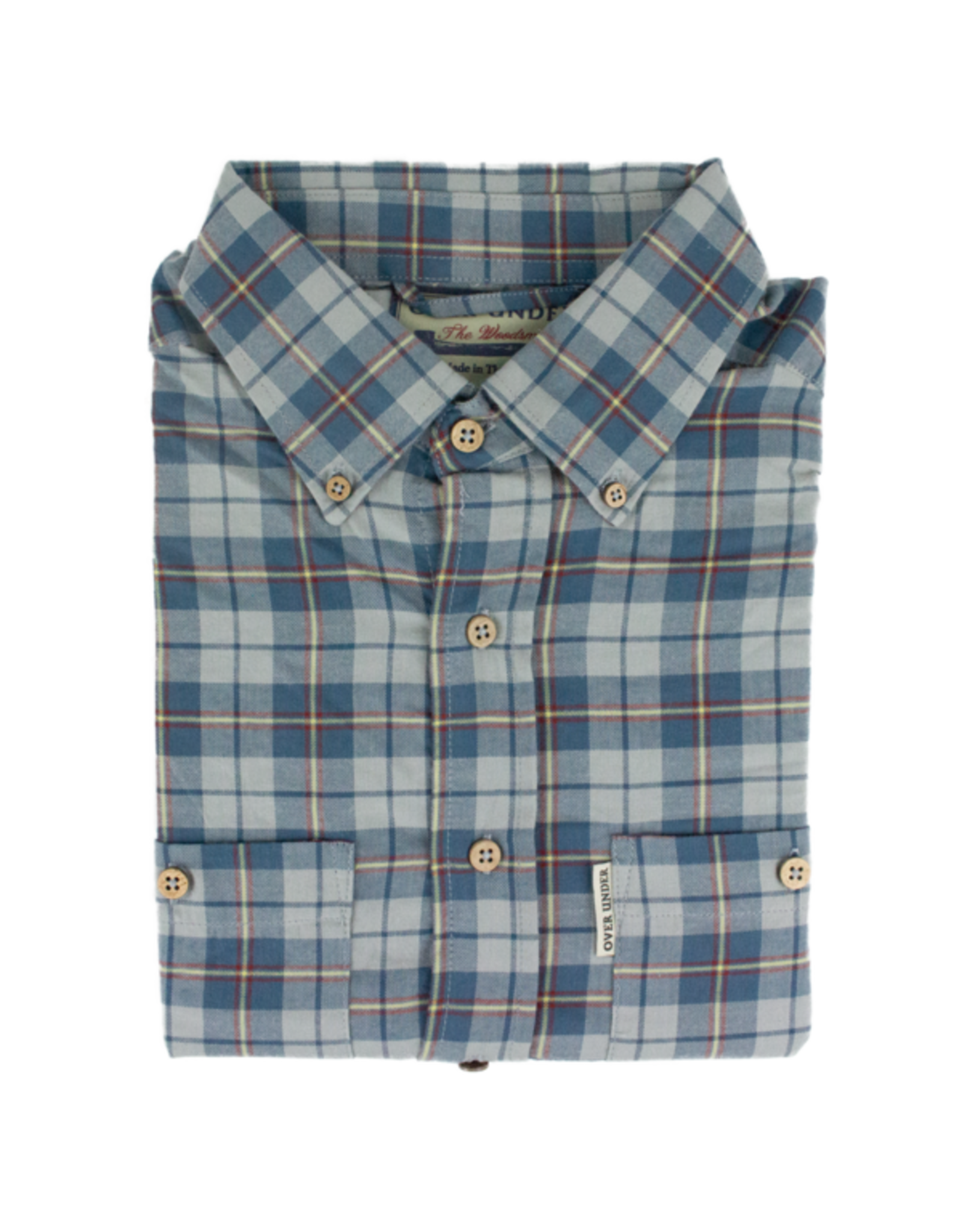 Over Under Over Under The Woodsman Flannel Shirt