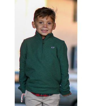 Vineyard Vines Vineyard Vines Youth Boys Saltwater 1/2 Zip